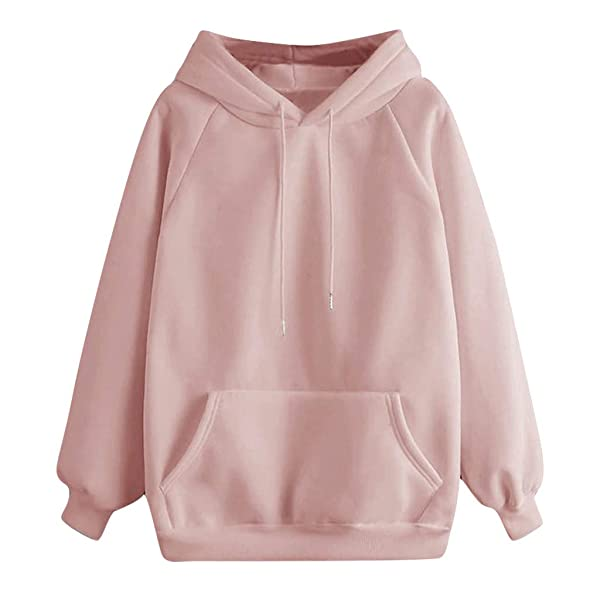 Lovely Women Panda Pocket Hoodie Sweatshirt Hooded Pullover Tops Blouse Outwear