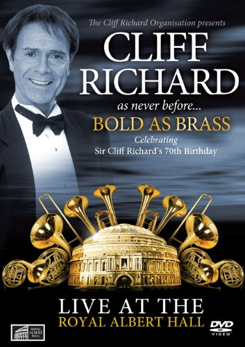 Cliff Richard - Bold as Brass [DVD]