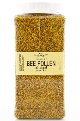 how to take bee pollen granules