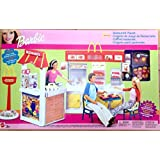 Barbie McDonald's Restaurant Playset