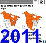 "#10: BMW 2011 Navigation DVD ""HIGH VERSION"" Nav Disc North America NEWEST RELEASE!"
