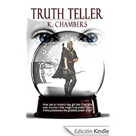 Truth Teller (Truth Teller Series Book 1) (English Edition)