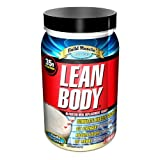 Labrada Nutrition Lean Body Hi-Protein Meal Replacement Shake, Vanilla Ice Cream, 2.47-Pound Tub