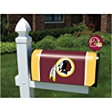 NFL Redskins Mailbox Cover at Amazon.com