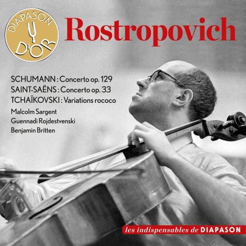 Rostropovich : Schumann : concert op. 129