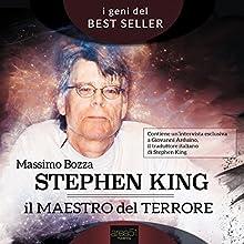 Stephen King: Il maestro del terrore Audiobook by Massimo Bozza Narrated by Fabio Farnè
