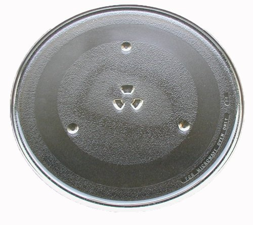 Panasonic Microwave Glass Turntable Plate / Tray 13 1/2 F06014T00Ap Home & Kitchen