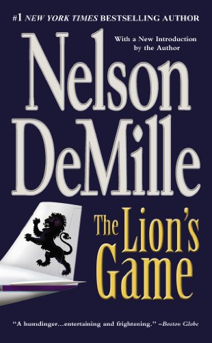 The Lion'S Game front-791471