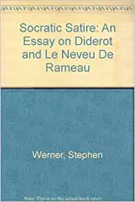 rameau thesis Posted on november 26, 2017 author no comments on le neveu de rameau explication essay compare and contrast essay thesis statement generator java.