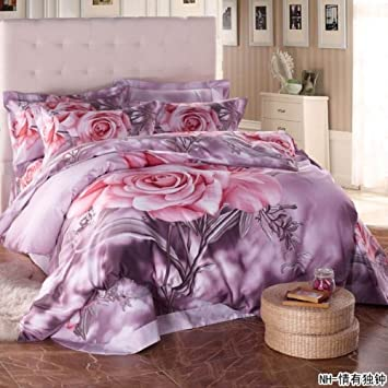 Rose Blossom Bedding and Bedroom Decorating Ideas