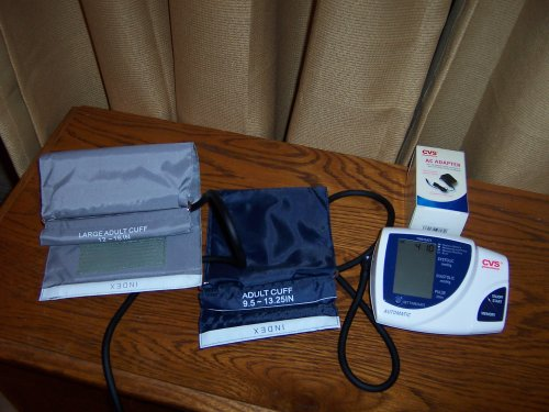 Buy Low Price CVS Blood Pressure Monitor (271245(3BW1-A))