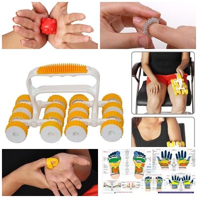 "Super India Store Acu Therapy Power Body Roll For Body Massage n Total Pain Relief with Acupressure Health Care Products By ESCOR Byzantine International Private Limited ""Super INDIA Store"""