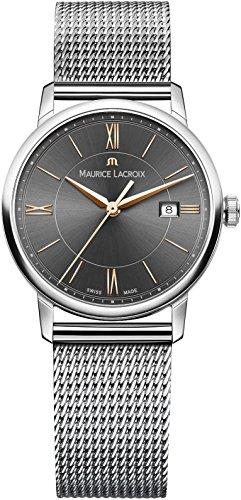 Maurice Lacroix Eliros EL1094-SS002-311-2 Reloj de Pulsera para mujeres Plano & ligero