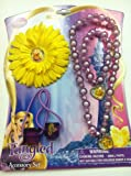 Disney Tangled Accessory Hair and Jewelry Card Set