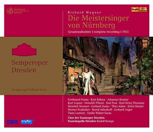 Wagner: Der Meistersinger Von