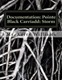 Documentation: Pointe   Black Carriadd: Storm