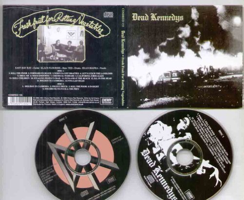 Dead Kennedys - Fresh Fruit For Rotting Vegeatbles - CD (not vinyl) by Dead Kennedys