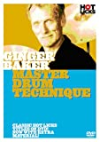 echange, troc Ginger Baker - Master Drum Technique [Import anglais]
