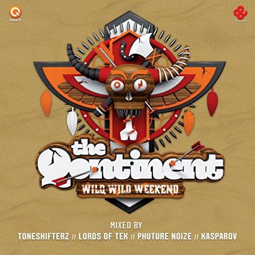 VA - The Qontinent 2014 Wild Wild Weekend-4CD-2014-HB Download
