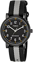 Timex OMG Analog Black Dial Unisex Watch - TWEG15412