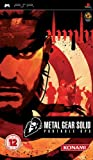 Cheapest Metal Gear Solid Portable Ops on PSP