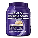 EAS 100% Whey Protein, Chocolate, 5 Pounds