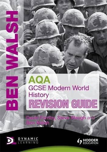 Aqa Gcse Modern World History: Revision Guide