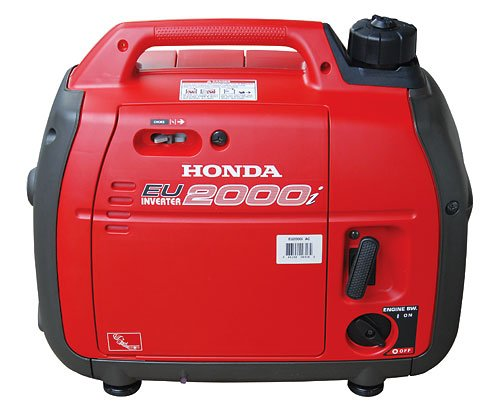 Honda EU2000I 2000 Watt Portable Generator with Inverter | BestBugOutGear.com