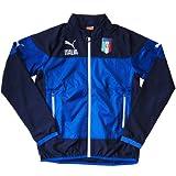 Puma 2014 イタリア代表 ウーブンジャケット 744268-03 ピーコート