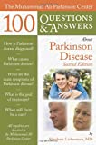 img - for The Muhammad Ali Parkinson Center 100 Questions & Answers About Parkinson Disease (100 Questions & Answers) book / textbook / text book