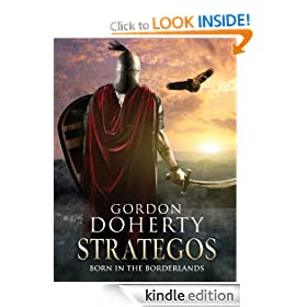 Strategos: Born in the Borderlands (Strategos 1)