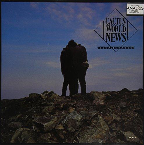 Vinilo : Cactus World News - Urban Beaches (LP Vinyl)