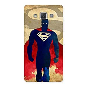 Cute Enter The Man Back Case Cover for Galaxy Grand Max