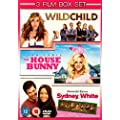 Wild Child / The House Bunny / Sydney White [3 DVDs] [UK Import]