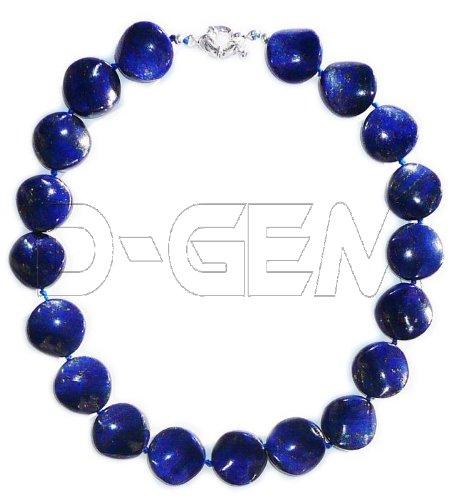 Lapis lazuli 45cm Necklace