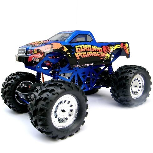 Ground Pounder RC Car 1/10 scale Monster Truck