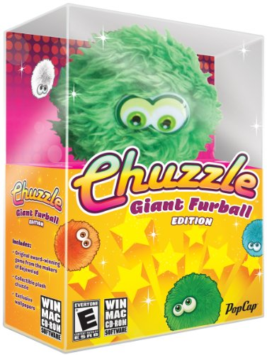 Chuzzle: Giant Furball Edition