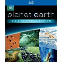Planet Earth 6-Disc Special Edition on Blu-ray