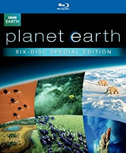 Planet Earth (Six-Disc Special Edition) [Blu-ray]