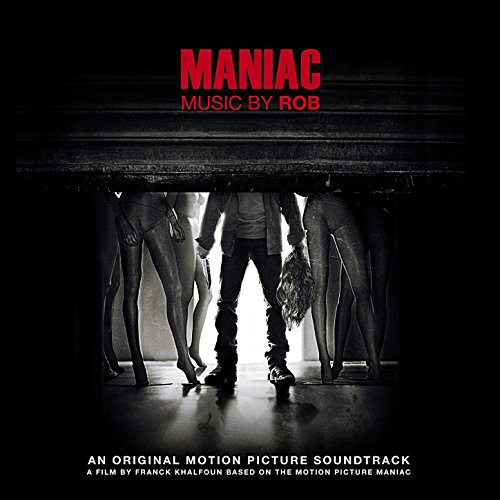 Rob-Maniac (Original Motion Picture Soundtrack)-VINYL-FLAC-2013-CRUELTY Download