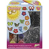 Suncatcher Group Activity Kit - 16PK/Butterfly & Flowers