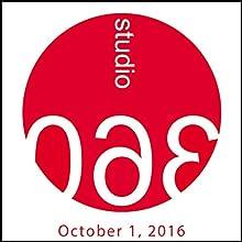 Studio 360: Hail to the Entertainer in Chief Radio/TV Program by Kurt Andersen Narrated by Kurt Andersen
