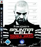 PS3 Game Splinter Cell Double Agent