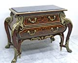 baroque sideboard antique style chest of drawers rococo MoKm0029, width 122cm