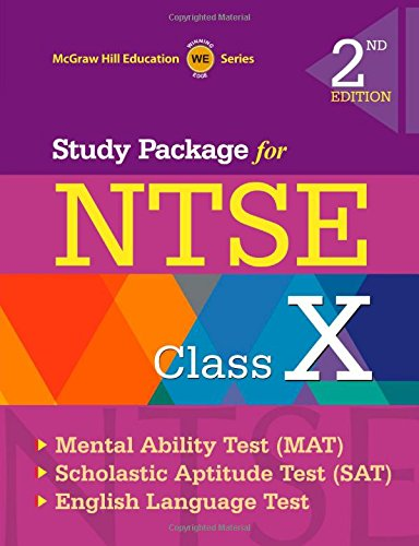 Study Package for NTSE Class X Image
