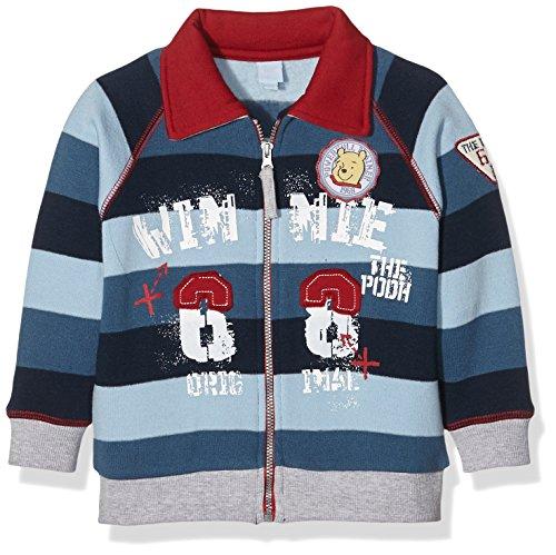 Winnie the Pooh Baby-Jungen Sport Kapuzenpullover Toddler Fleece Sweater, UN-Unica, XS