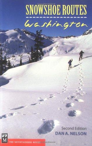 Snowshoe Routes Washington089886965X