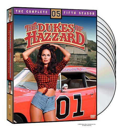 The Dukes of Hazzard: Complete Fifth Season [DVD]