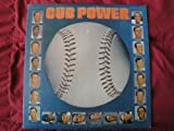 Cub Power Original 1969 Quill Records Q-800 1001, Stereo Vinyl Lp EX Arranged & Conducted by John Frigo & Played by The Bleacher Bum Eight Great Cubs Baseball Fan Classic Album! Rare!
