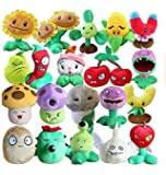Luk Oil Small Plants Toys Set Plants Vs Zombies Birthday Christmas Holiday Gifts 13-18cm(5-7 Inch)